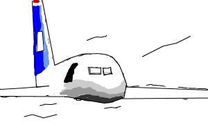 Us Airlines crashed into HUDSON RIVER!!