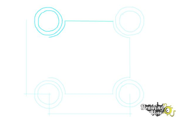 How to Draw a Blueprint - Step 4