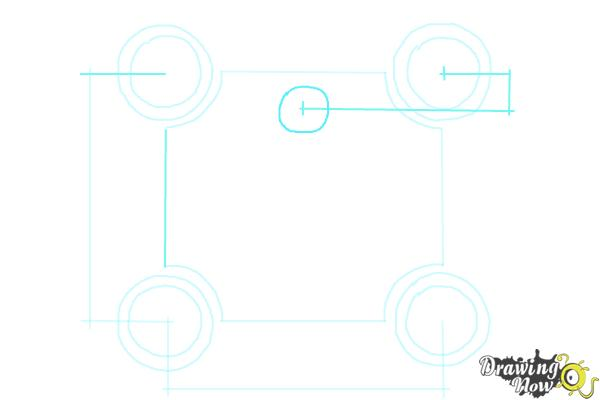 How to Draw a Blueprint - Step 5