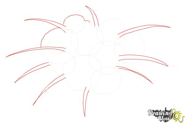 How to Draw an Explosion - Step 6
