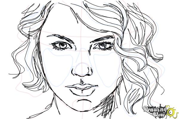 How To Draw Famous People Drawingnow