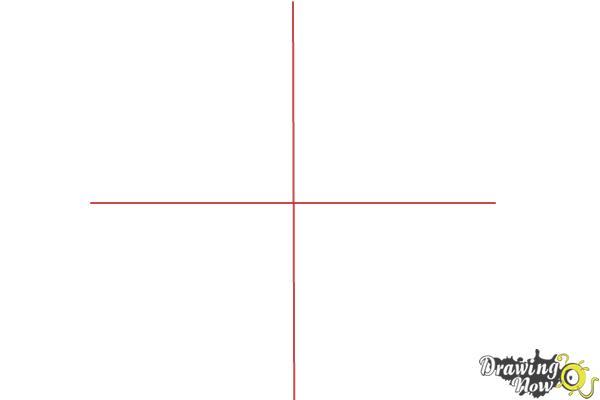 How to Draw Pop Art - Step 1