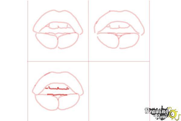 How to Draw Pop Art - Step 10