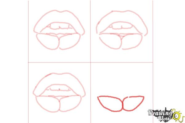 How to Draw Pop Art - Step 11