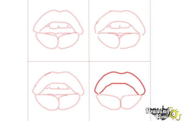 How to Draw Pop Art - Step 12
