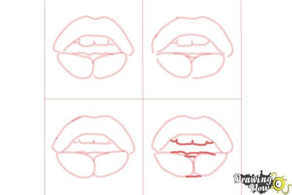 How to Draw Pop Art - Step 13