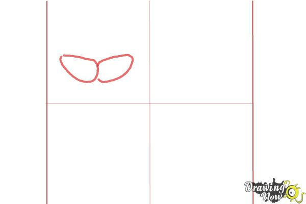 How to Draw Pop Art - Step 2