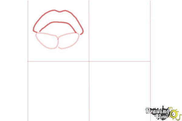 How to Draw Pop Art - Step 3