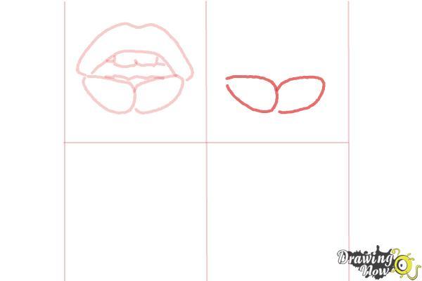 How to Draw Pop Art - Step 5