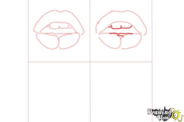 How to Draw Pop Art - Step 7