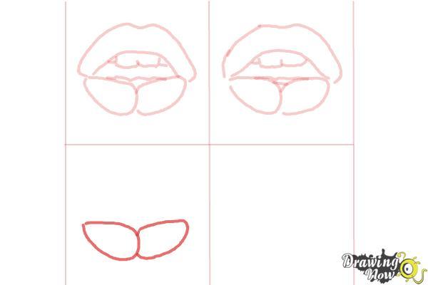 How to Draw Pop Art - Step 8