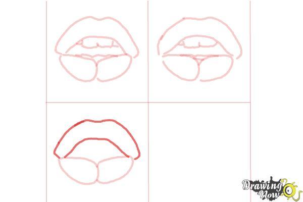 How to Draw Pop Art - Step 9
