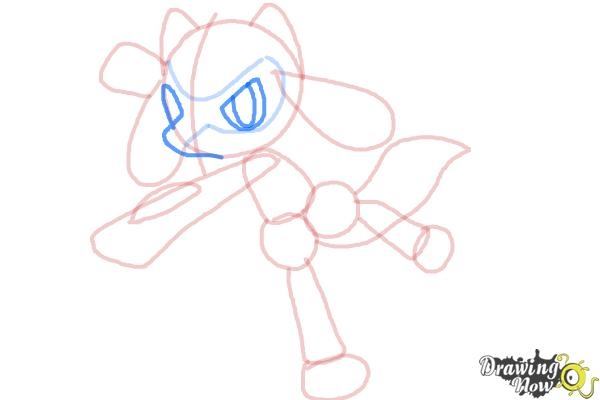How to Draw Riolu - Step 9
