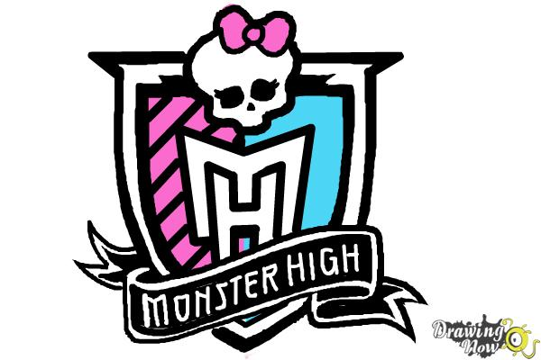 How to Draw Monster High - Step 12