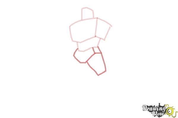 How to Draw Transformers Prime - Step 3