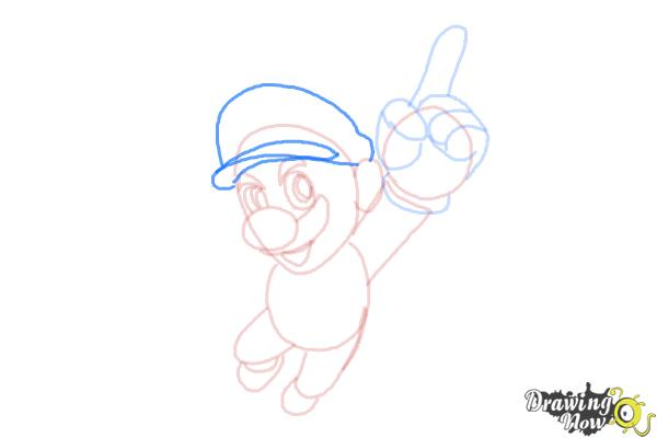 How to Draw Video Game Characters - Step 11