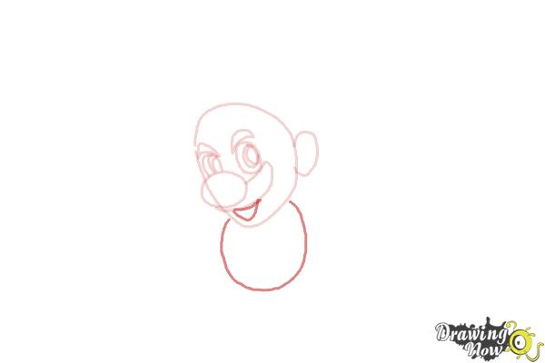 How to Draw Video Game Characters - Step 5
