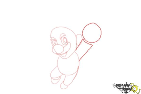 How to Draw Video Game Characters - Step 8