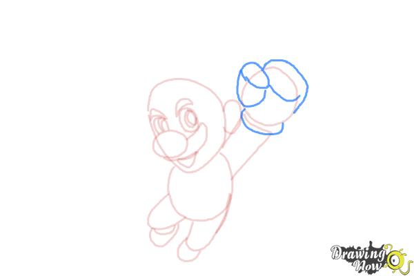 How to Draw Video Game Characters - Step 9