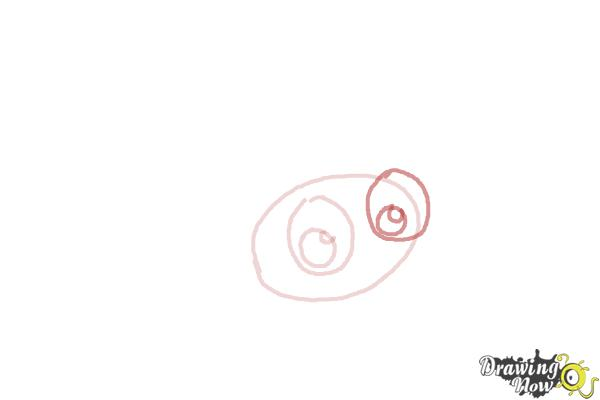 How to Draw a Ladybug For Kids - Step 3