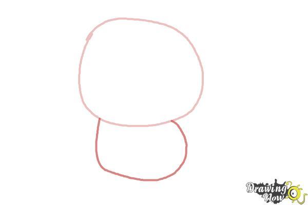 how to draw chibi pikachu step by step