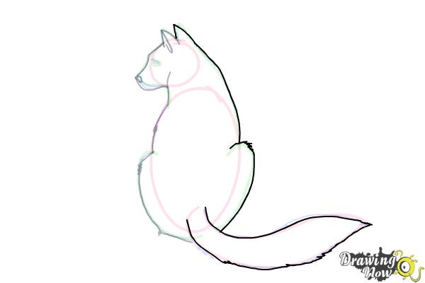 How to Draw Fur - Step 11