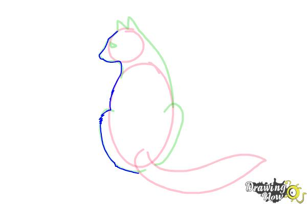 How to Draw Fur - Step 5