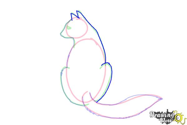 How to Draw Fur - Step 7