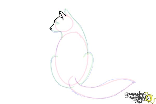 How to Draw Fur - Step 9