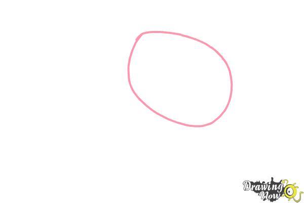 How to Draw Elephants - Step 1