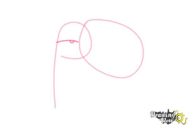 How to Draw Elephants - Step 3
