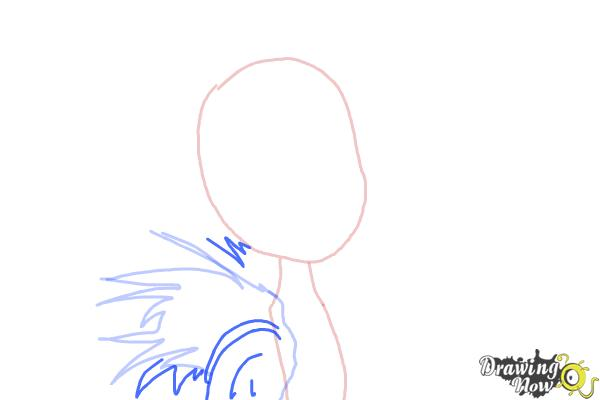 How to Draw Clawvenus from Monster High Freaky Fusion - Step 3