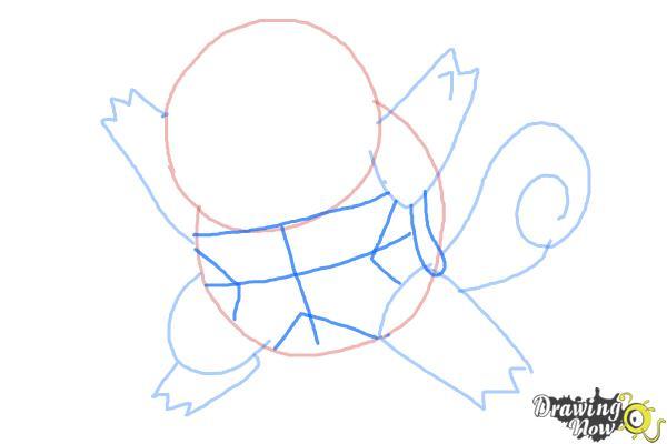 How to Draw Chibi Pokemon - Step 5
