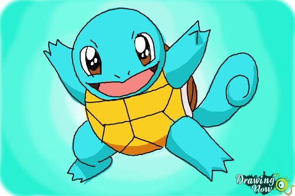 How to Draw Chibi Pokemon - Step 9