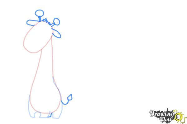 How to Draw Cute Animals - Step 4