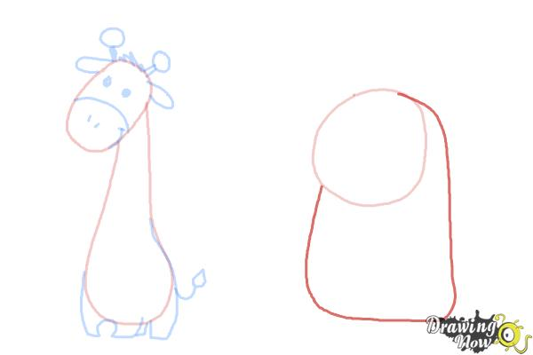 How to Draw Cute Animals - Step 7