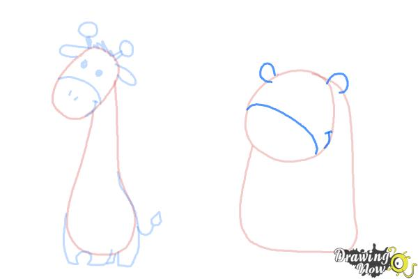 How to Draw Cute Animals - Step 8