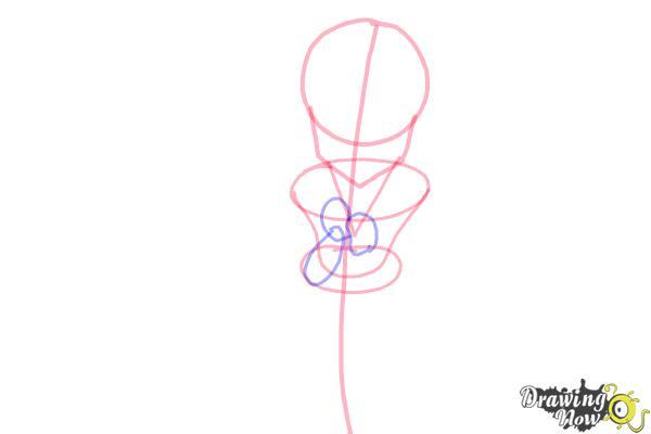 How to Draw a Neko - Step 5