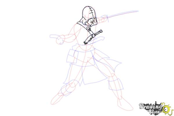 How To Draw Edward Kenway From Assassins Creed Iv Black