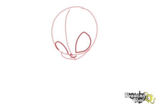 How to Draw Bloom'S Pixie, Lockette from Winx - Step 3