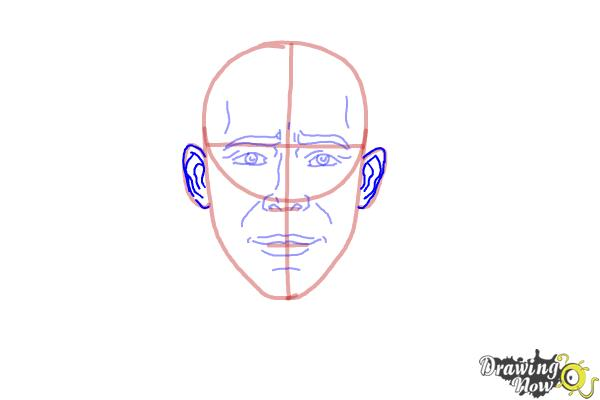 How to Draw Faces Step by Step - Step 7