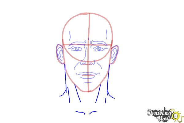How to Draw Faces Step by Step - Step 8