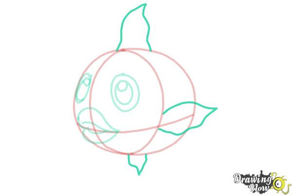 How to Draw a Fish Step by Step - Step 6