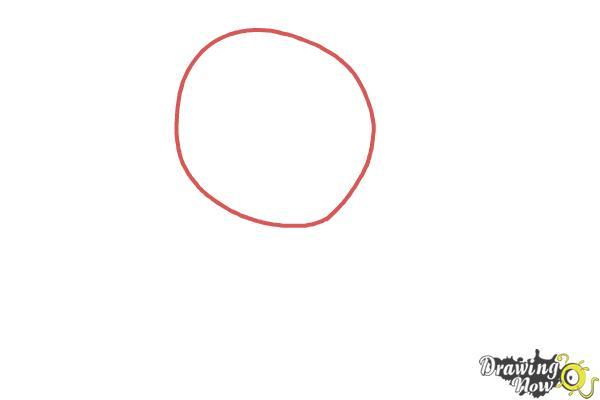 How to Draw Tecna'S Pixie, Digit from Winx - Step 1