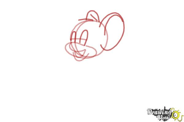 How to Draw Cartoon Characters Step by Step - Step 3