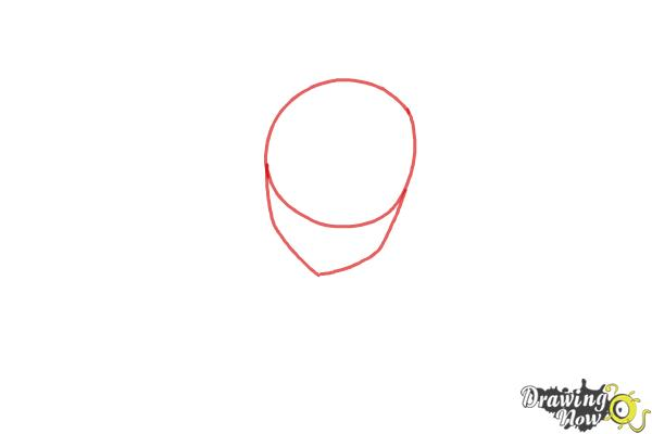 How to Draw Kosaki Onodera from Nisekoi: False Love - Step 1