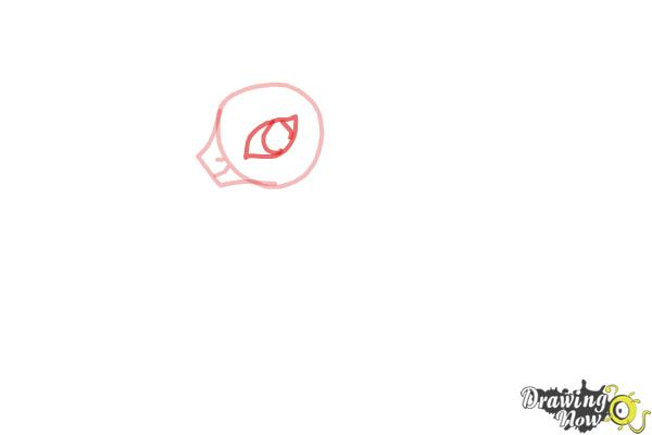 How to Draw Zecora from My Little Pony Friendship Is Magic - Step 3