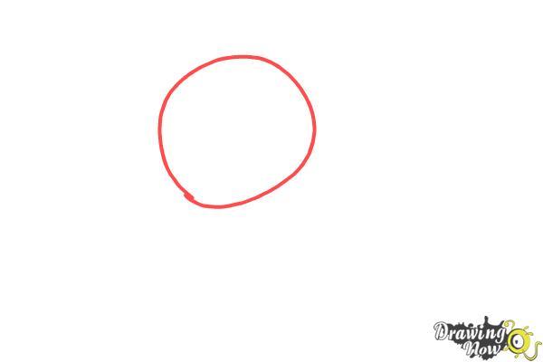 How to Draw Reiji Sakamaki Diabolik Lovers - Step 1