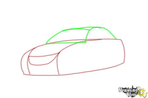 How to Draw a Car Step by Step - DrawingNow