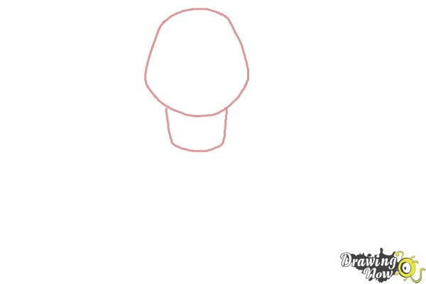 How to Draw Donatello from Teenage Mutant Ninja Turtles 2014, Tmnt - Step 1